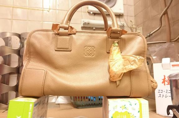 鞄の補修・リペア